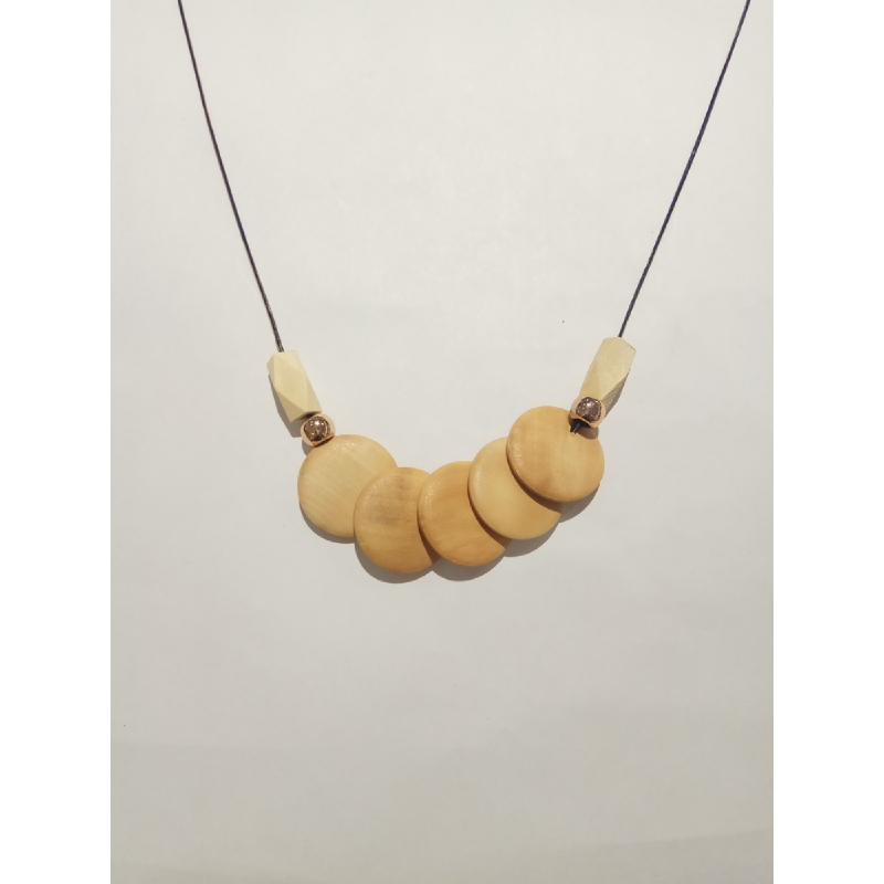 Ballin - Women Necklace GZ N1038 Gold
