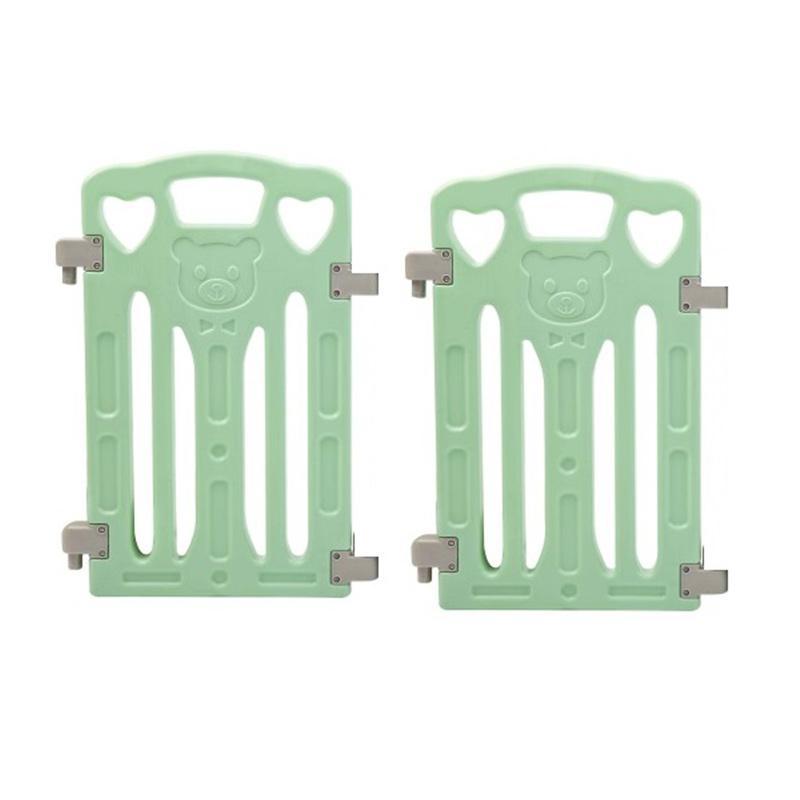 Coby Haus Bear New Minipack Pagar Pengaman Bayi - Green