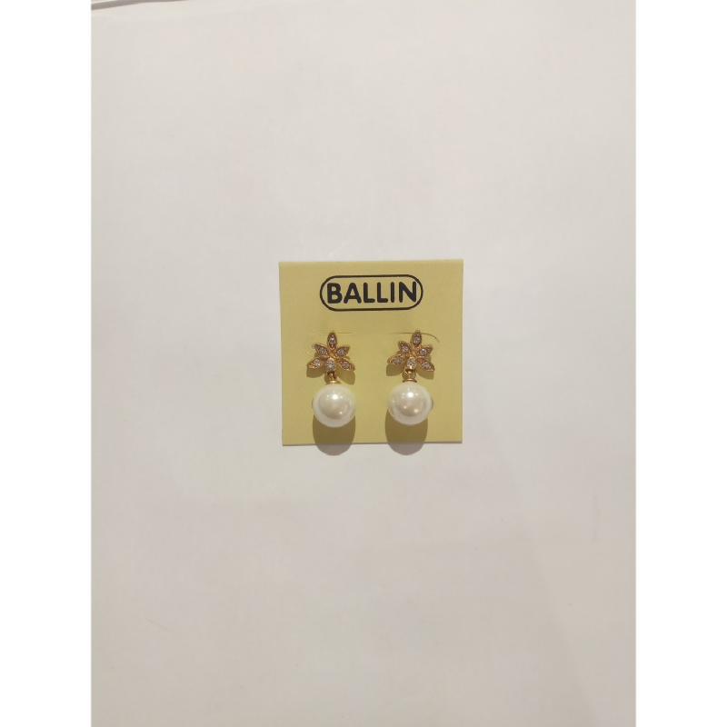 Ballin - Women Earring NM E130120 B5 Gold