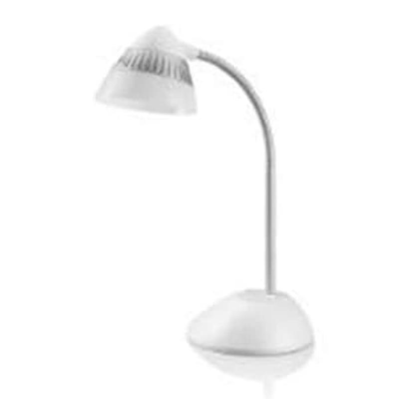 Philips Lampu Meja 70023 CAP table lamp LED white 1x4.5W