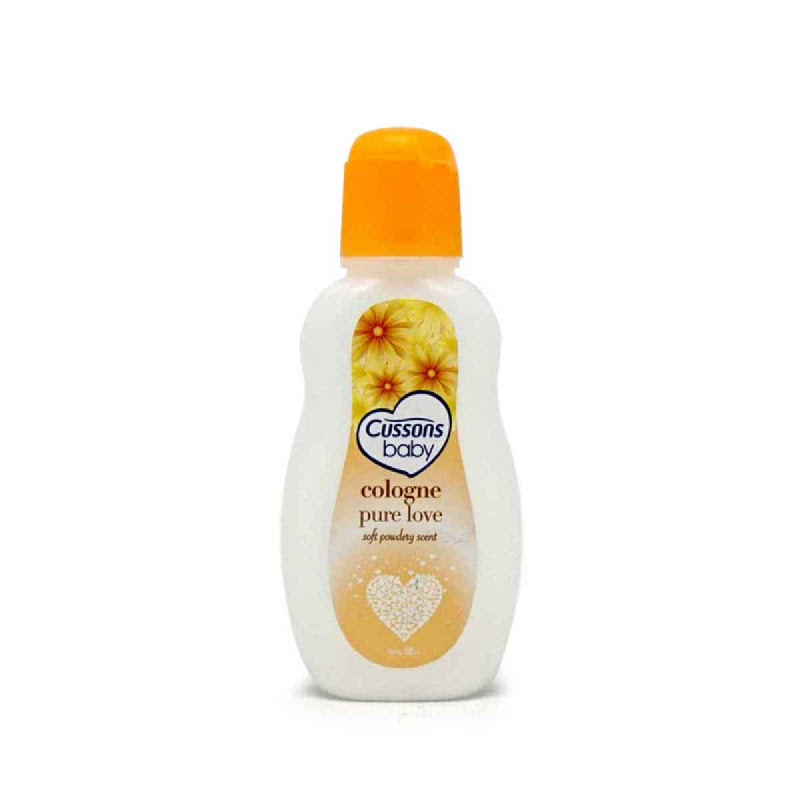 Cussons Cologne Bayi Pure Love 50 Ml
