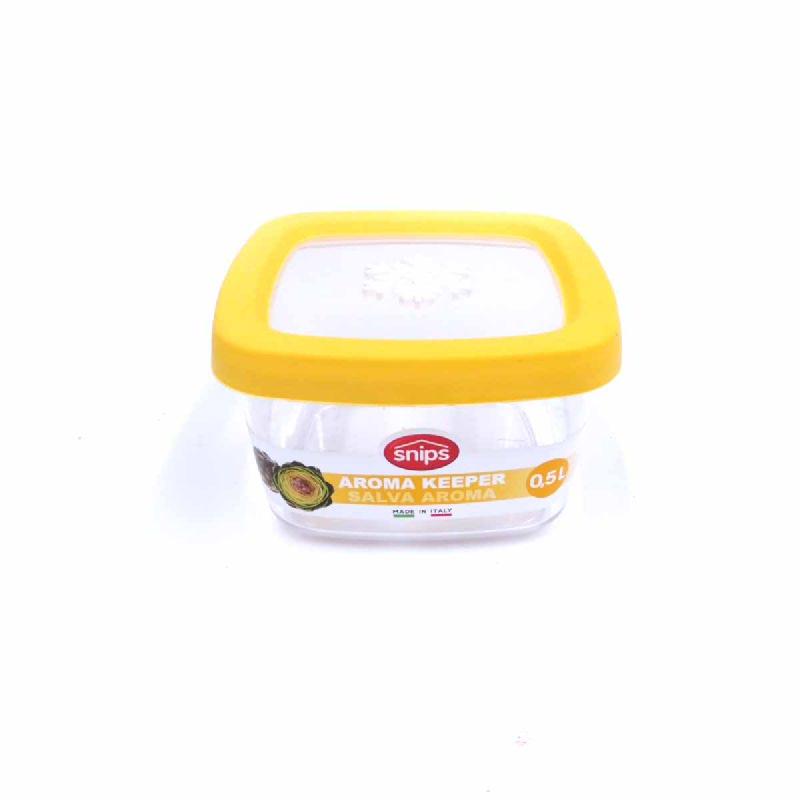 Aroma Tempat Makan Snow Yellow 0.5 Liter