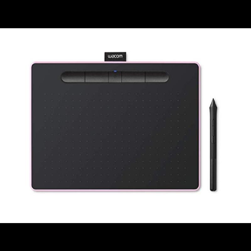 Wacom Intuos Pen & Bluetooth Medium, Pink