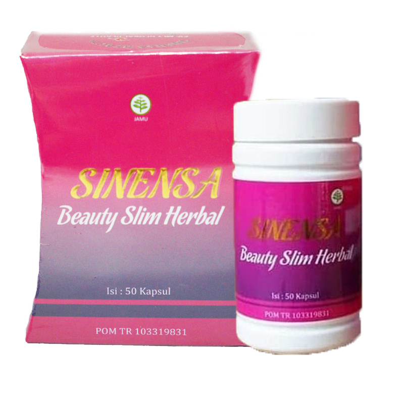 Sinensa Beauty Slim Herbal 50caps