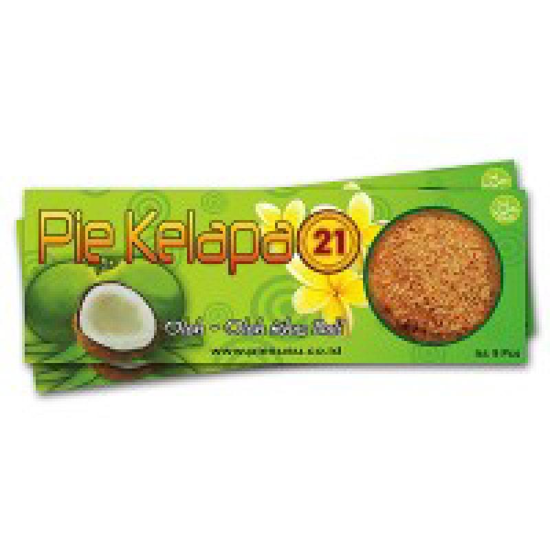 Pie 21 Kelapa (Isi 3 Box  9pcs)