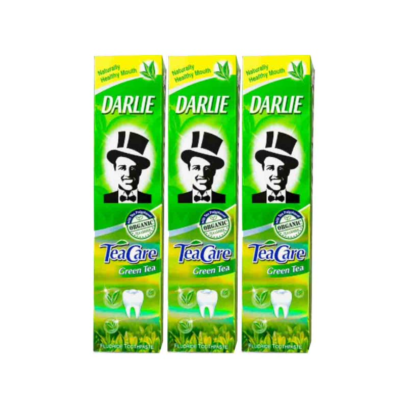 Darlie Pasta Gigi Tea Green Tea 160G (Buy 2 Get 1)