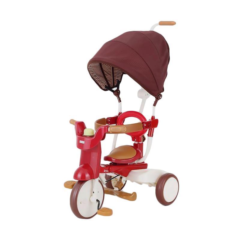 IIMO 02 SS Sepeda Anak Red