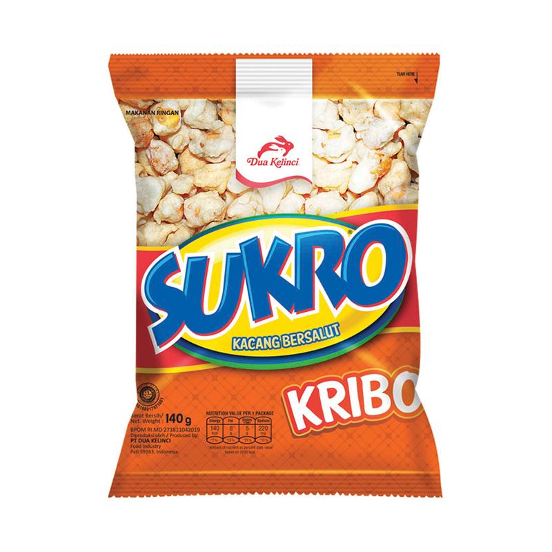 Dua Kel Sukro Kribo 140G
