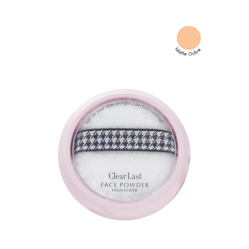 BCL Matte Face Powder High Cover SPF 23 PA++ Clearlast