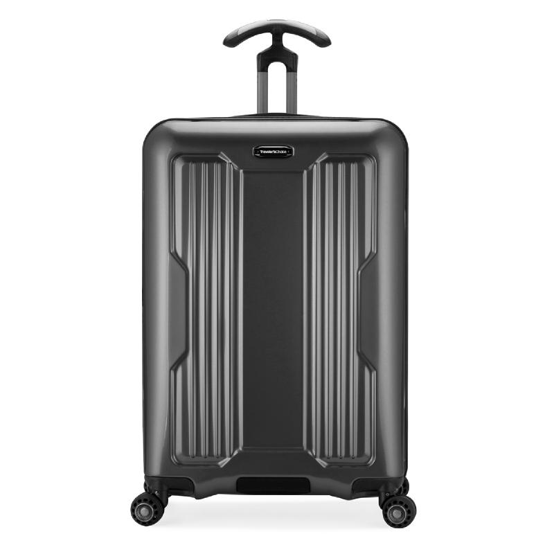 Traveler's Choice Ultimax TSA Koper Hardcase Medium-25 Inch – Grey