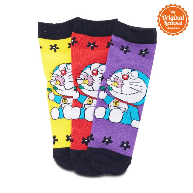 Doremon Sock Kids 2-4 Tahun DR8GA006