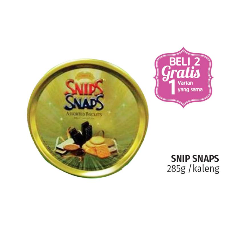 Snips Snaps Assorted 285G (Buy 2 Get 1)