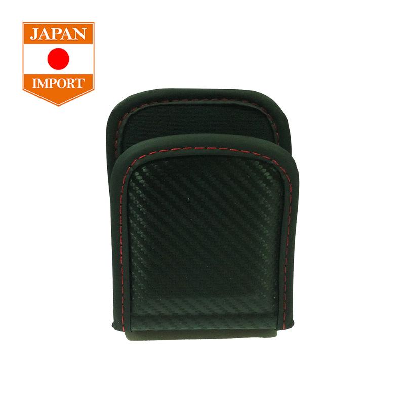 Seiwa Fit Pocket Carbon Aksesoris Mobil [Japan Import] W843 Small