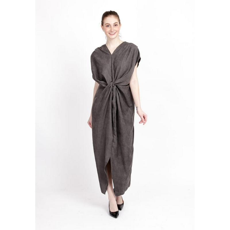 Shop at Banana Loli Dress Dark Grey