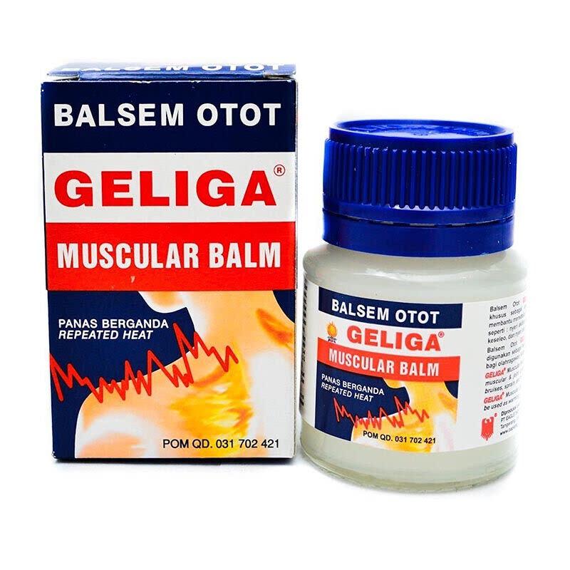 Geliga Balsem Otot 20gr