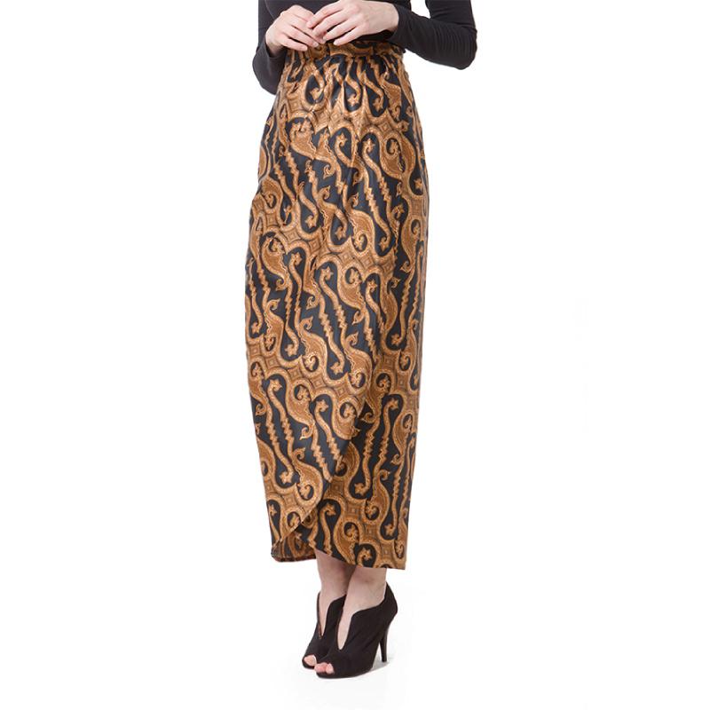 Raden Sirait Skirt Draveri Ayna Black