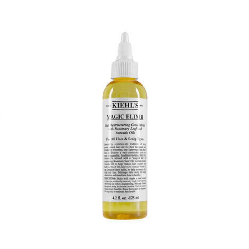 Kiehls Magic Oil Hair Concentrate 125Ml