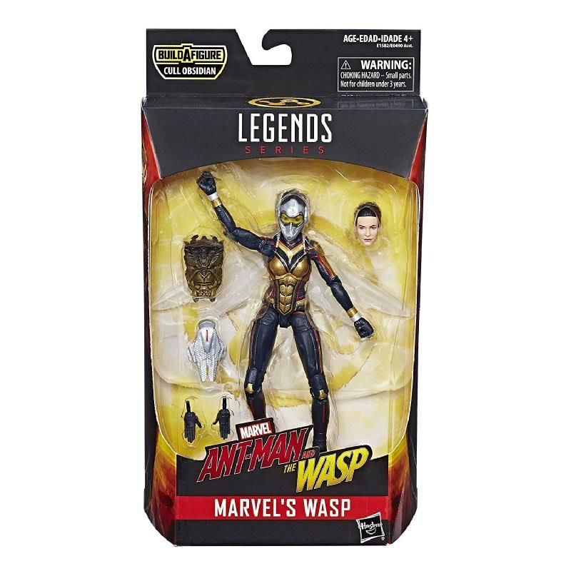 Avengers Marvel Legends Series 6-inch Wasp AVSE1582