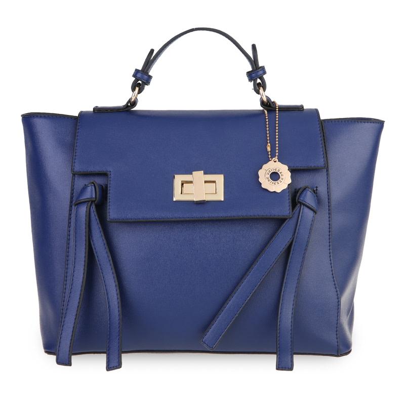 Bellezza Hand Bag 2153-38 Blue