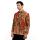 Batik Semar Full Fr Atbm Tl Brn Tanahan Shirt Orange