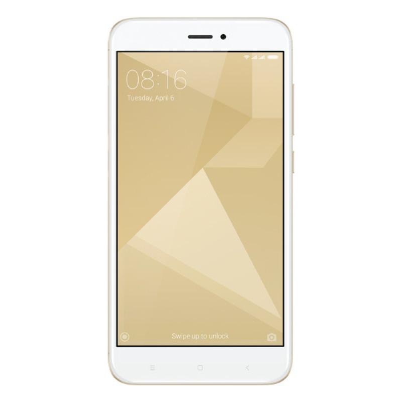 Xiaomi Smartphone MAG138 Redmi 4X Gold (32GB, 3GB RAM, 4G LTE)