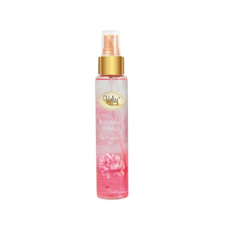 Velvy Fragrance Mist Bloom Petals 105 Ml