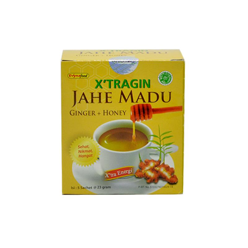 X Tragin Jahe Madu Box [5X23G]