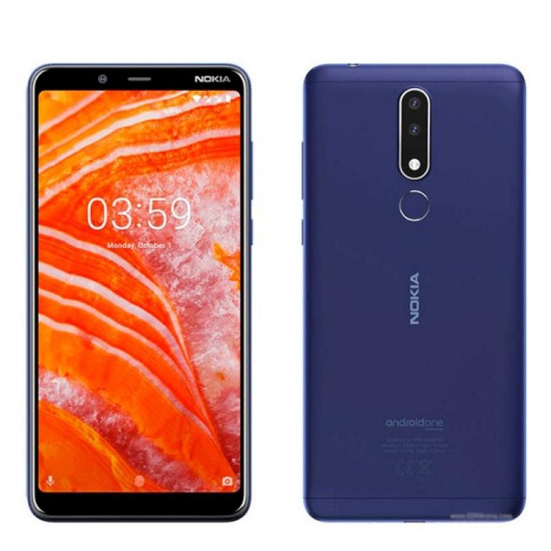 Nokia 3.1 Plus (3GB-32GB) Blue