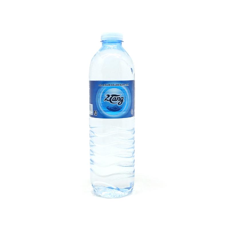 2 Tang Air Mineral 600 Ml