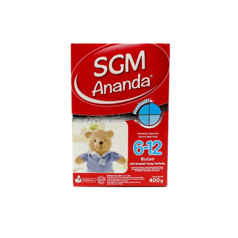 Sgm Ananda 6-12 Bulan Box 400g
