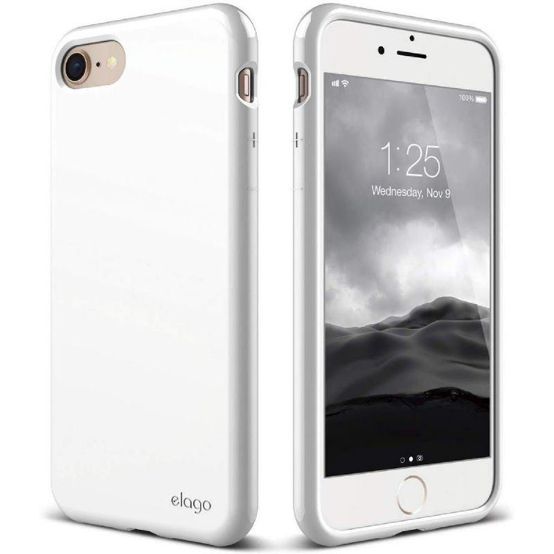 Elago Cushion Case for iPhone 7, 8 - White