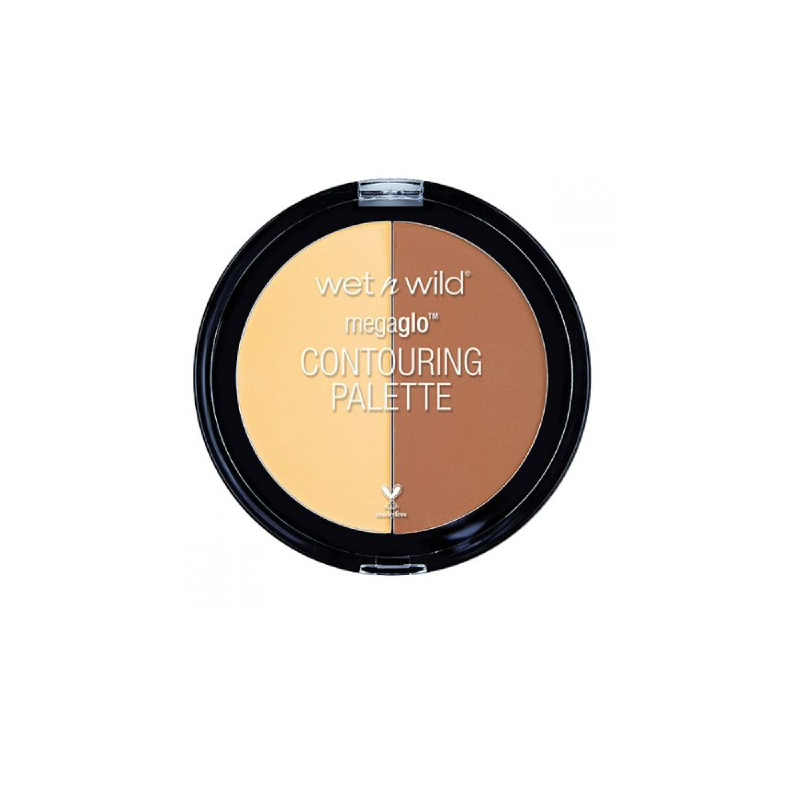 MegaGlo Contouring Palette Caramel Toffee
