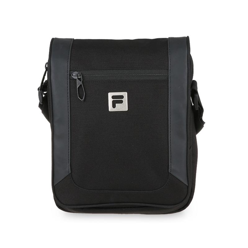 Fila Medium Utility Bag Encore Black