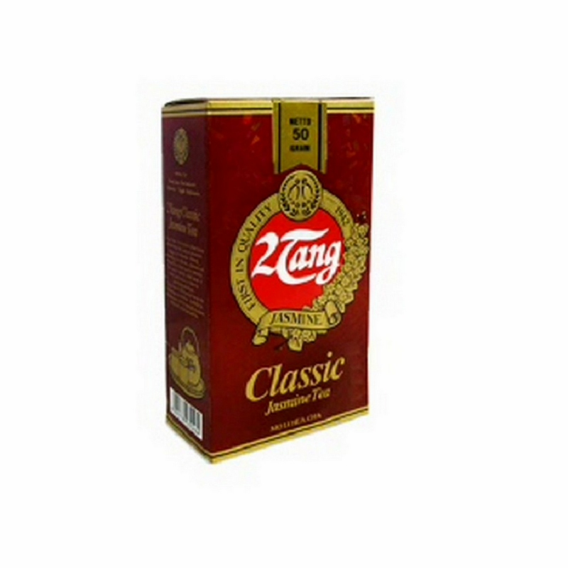 2 Tang Classic Jasmine Tea 50 Gr