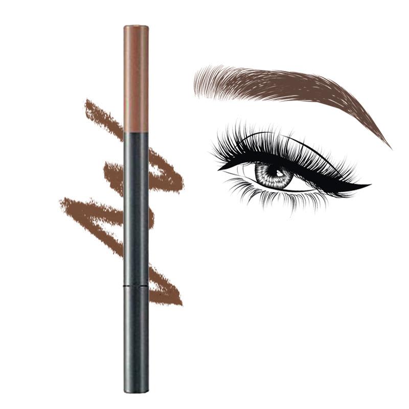 The Face Shop Designing Eyebrow Pencil 01 Light Brown