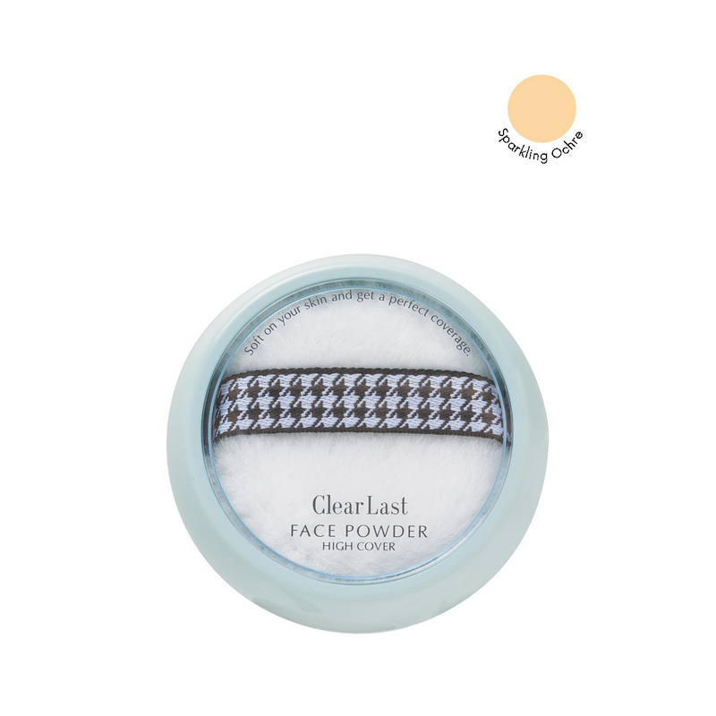 BCL Sparkling Face Powder High Cover SPF 23 PA++ Clearlast