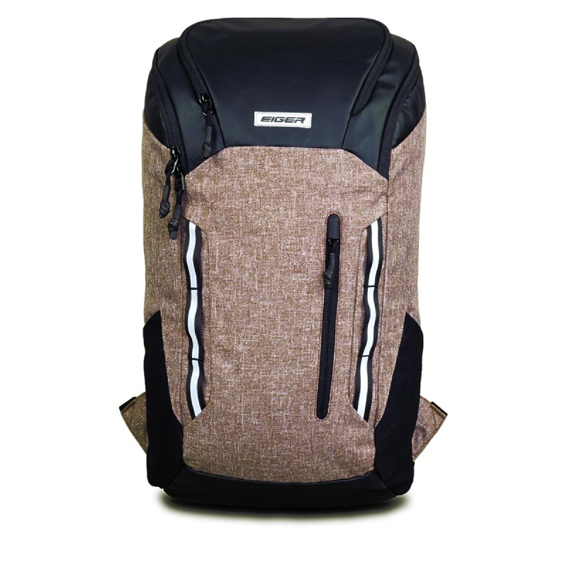Eiger Riding Shelby 1.1 Laptop Backpack 22L - Brown