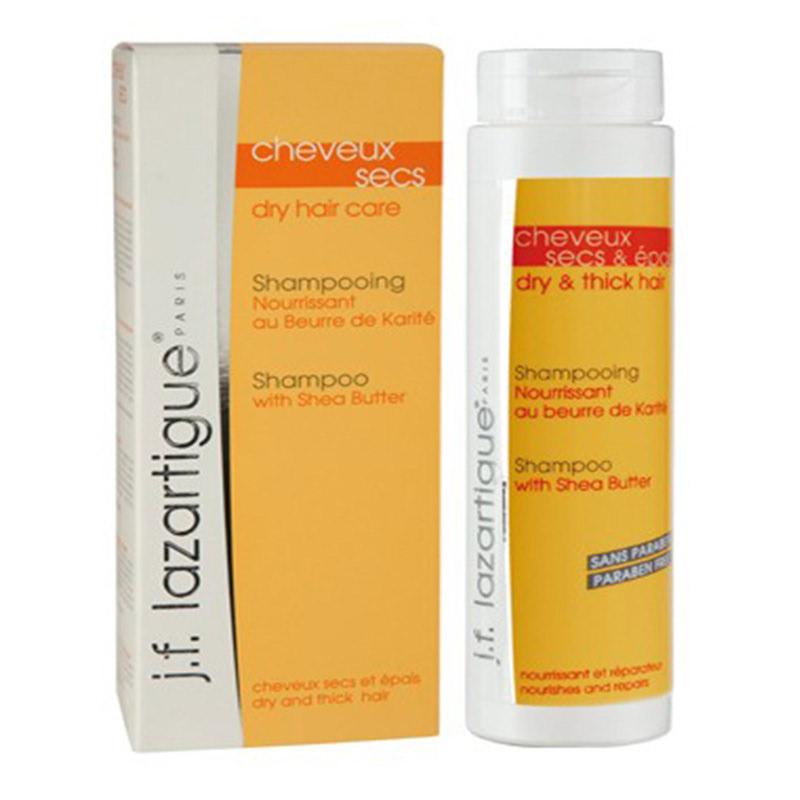 J.F LAZARTIGUE Shampoo With Shea Butter 200 ml