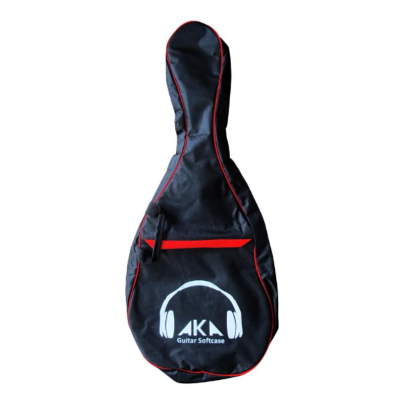 AKA Softcase Guitar Red