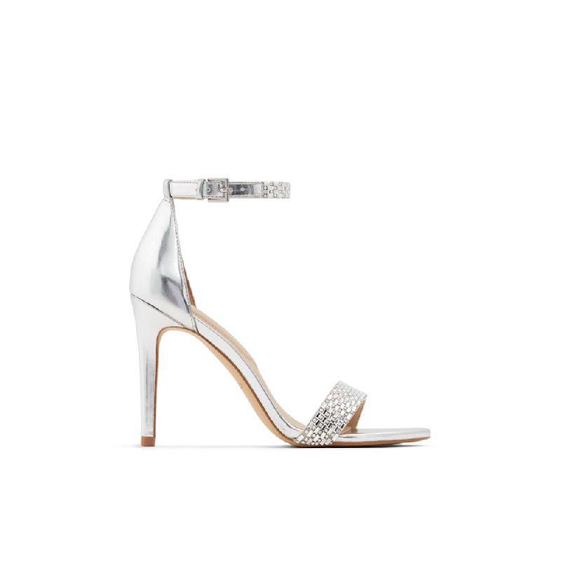 ALDO Ladies Heels PROMMY-040 Silver