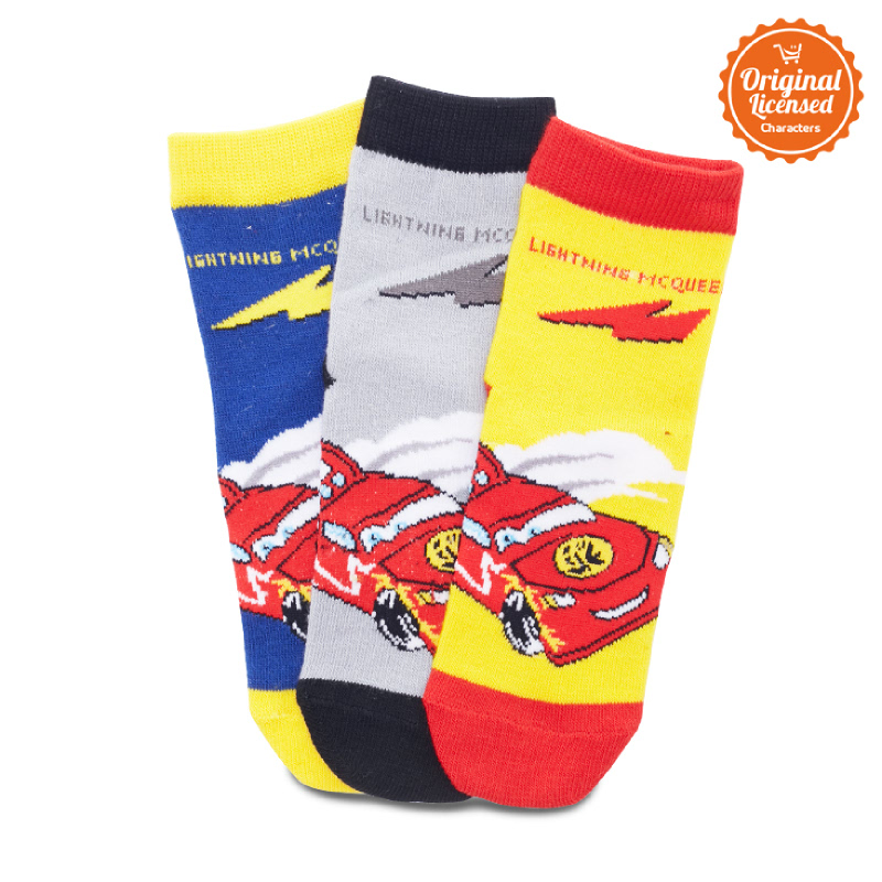 Cars Socks Kids 5-8 Tahun NC6GA001
