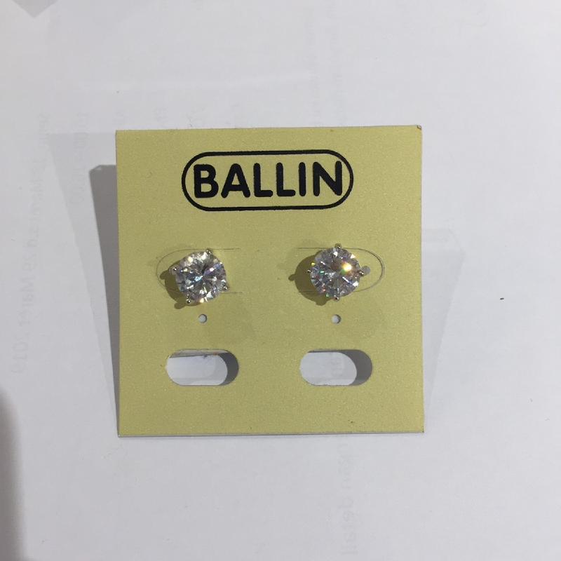 Ballin Women Earing NM-E010095-A1 Silver