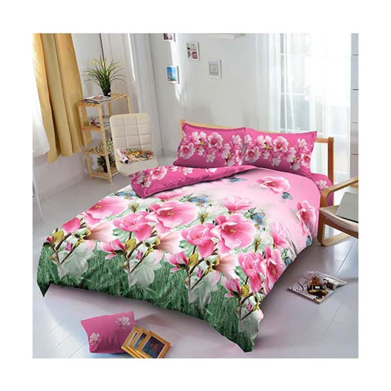 Kintakun Dluxe Bed Cover 180 x 200 (King) Hillary