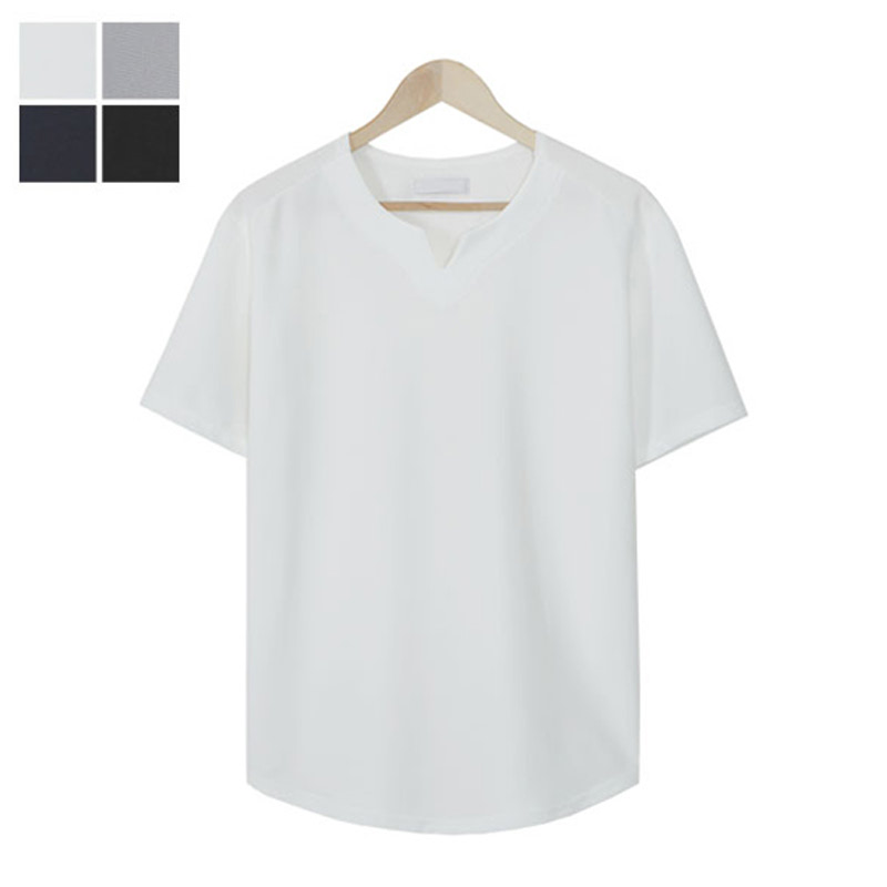 RG_Classic Vent Short Sleeve T-shirt - White
