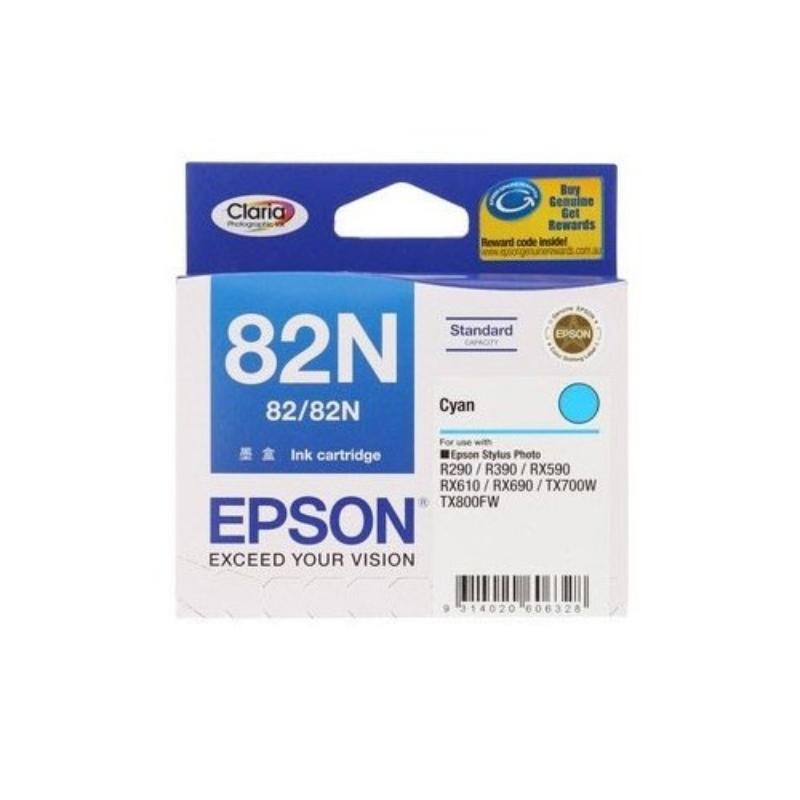 Epson CYAN INK Cartridge  For R270,R290,RX610,RX690,TX700W,TX720WD