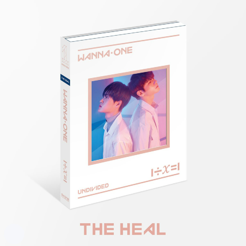 [CD] Wanna One - Special Album - UNDIVIDED (The Heal ver. )