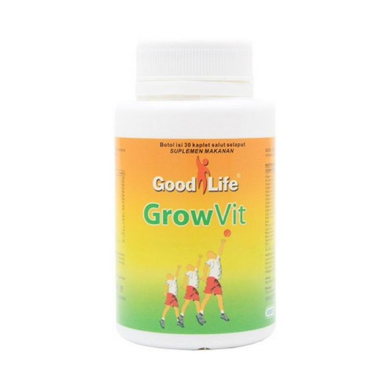 Good Life Grow Vit 30S