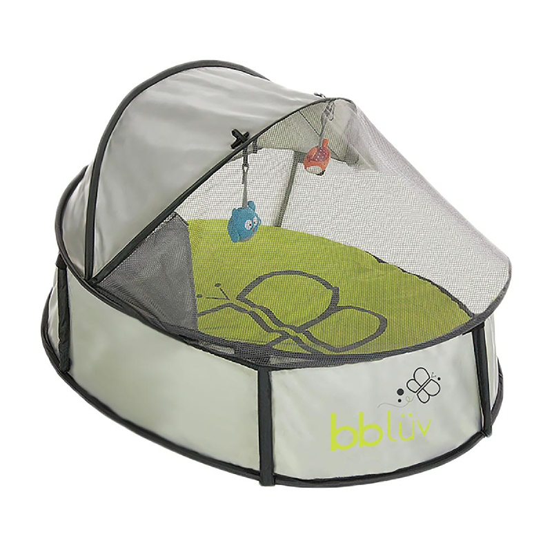 BBLUV Nido Mini 2in1 Travel & Play Tent