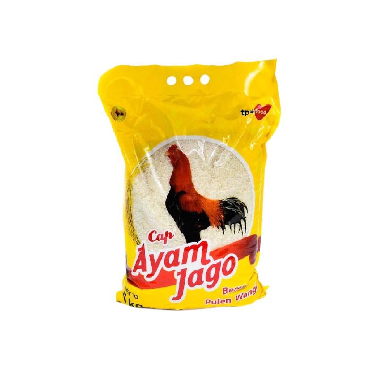 Jago Kuning Beras PW 5 Kg