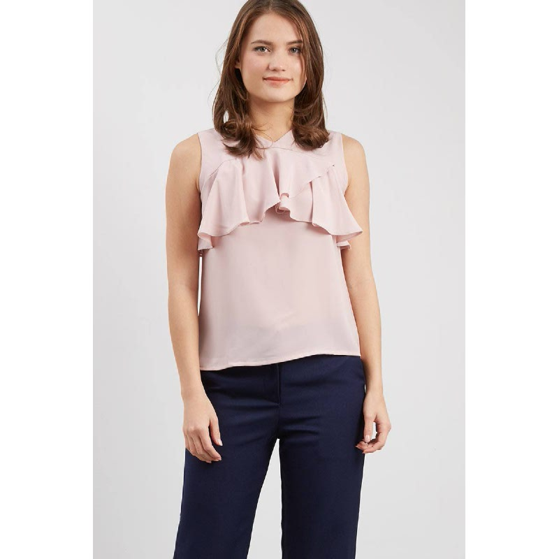 Pia Top Pink